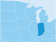 Makers located in Indiana