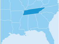 Makers located in Tennessee