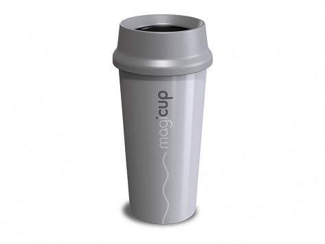 Pure Anti Spill Travel Mug By Magicup