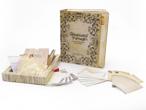 Mothers day presents from treasured passages for Treasured passages letter book