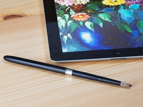 Sensu: Brush and Stylus