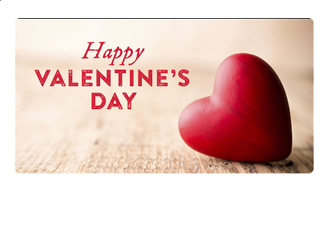 Email Gift Card Happy Valentines Day – Valentines Day Gift Card