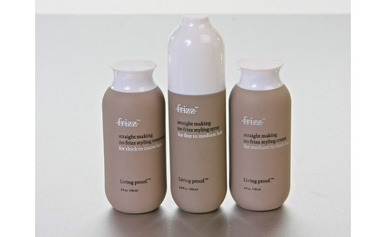 Living Proof Anti Frizz Hair Cream To Control Hair Frizz