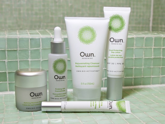 Own Cosmetics - Natural Skin Care Products