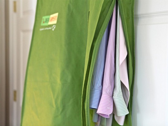 Green Garmento - Reusable Dry Cleaning Bags