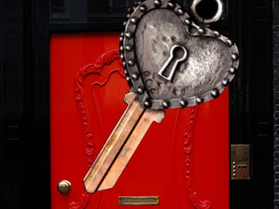 Keys to My Castle - Ornate keys with personality