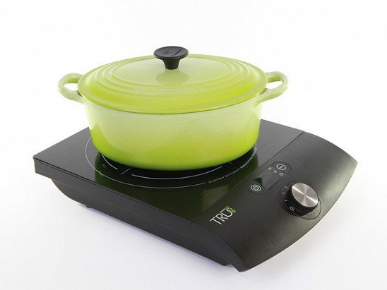TRU Eco - Portable Induction Cooktop Burner