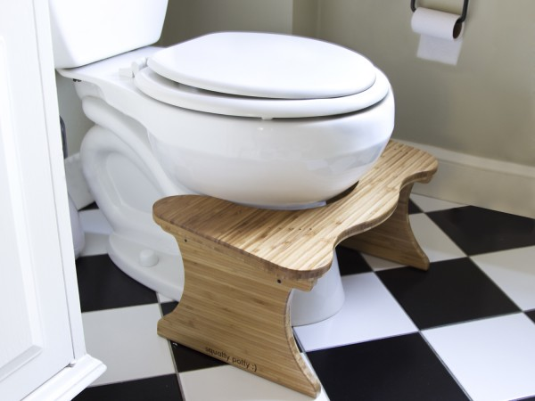 Home remedies for constipation try squatty potty - How to use the bathroom when constipated ...
