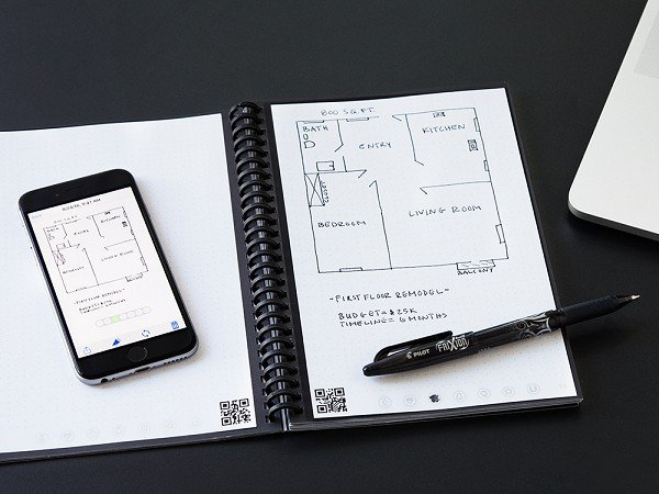 Reusable Notebook By Rocketbook