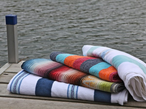 Spiaggia Beach Towels Quick Dry Beach Towel Made Of