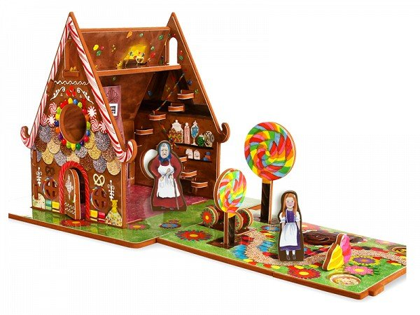 Hansel and gretel house by storytime toys - Hansel home ...