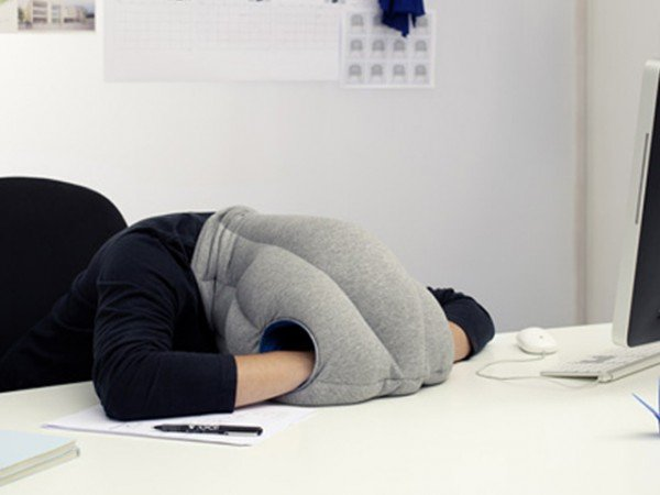 Power Nap Pillow Ostrich Pillow