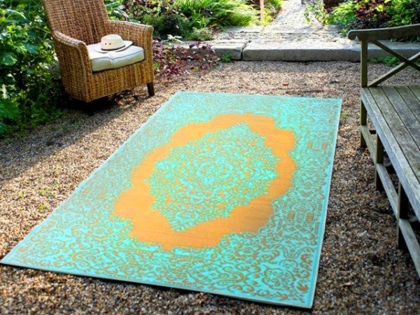 indoor outdoor rugs from fab habitat