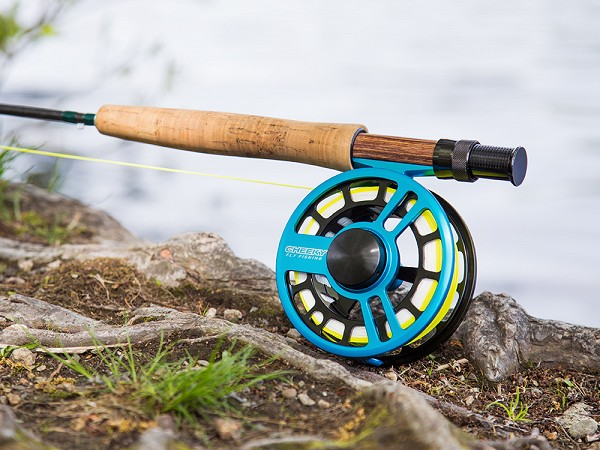 Cheeky fishing boost fly reel for Cheeky fly fishing
