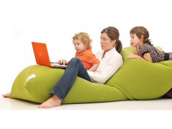 Yogibo Cool Huge Most Comfortable Bean Bag Chair
