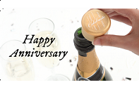 Email Gift Card: Happy Anniversary