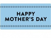 Printable Gift Card: Mother's Day