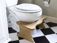 The Squatty Potty: Toilet Stool
