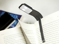 Moleskine: Rechargeable Book Light