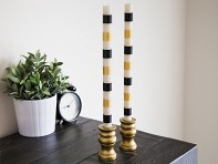 Et Al Designs: Everyday Beeswax Tapers