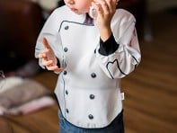 Mixed Pears: Chef Suitables Role Play Bib