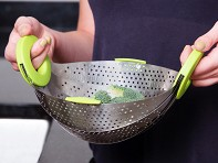 RMDLO: Collapsible Strainer and Steamer