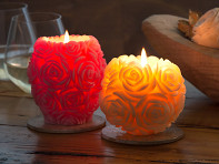 Volcanica Candles