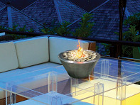 Anywhere Fireplace: Oasis Tabletop Fireplace