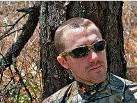 Realtree ® Camouflage Bottle-Opener Sunglasses