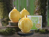 "Big Dipper: 3"" Holiday Sphere Candle Collection"