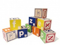 Uncle Goose: Braille Learning Blocks