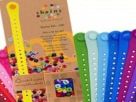 Shains: Recycled Bracelet - 100 Element Starter Kit