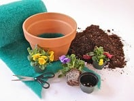 Better Than Rocks: Planter Drainage Material