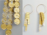 Evelyn Claude Designs: Cascade Earrings