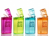Juice in the Box: Reusable Drink Box - 8 oz