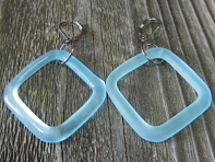 BottleHood:  Earrings