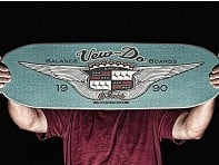 Vew-Do: El Dorado Balance Board