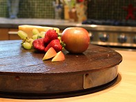 Europe2You: Wine Barrel Lazy Susan