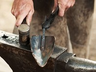 Fisher Blacksmithing: Handmade Garden Tools