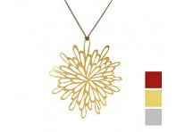 Pop-Out Jewelry: Starburst Pendant Necklace