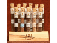 The Spice Lab: Gourmet Salt Collection - Grilling