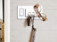 Walhub: Light Switch Organizer