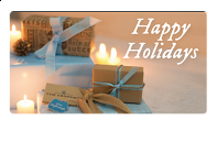 Email Gift Card: Happy Holidays 2
