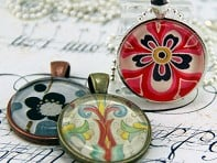 Annie Howes: Glass Pendant Kits