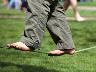 Slackers: Slackline Classic Series Kit