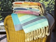 Scents and Feel: Tunisian Fouta Towels
