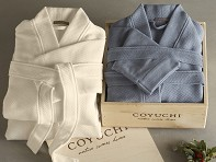 Coyuchi: Organic Bathrobes