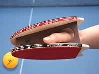 Brodmann Blades: Table Tennis Racket Set