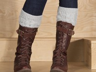The Royal Standard: Boot Cuffs