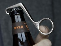 Kebo: One-Handed Bottle Opener